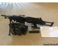 Upgraded HPA M249 Para