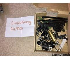Big Box of AK parts CHEAP