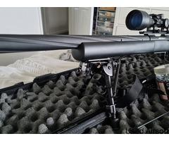 Novritsch ssg24 Sniper Rifle. With Sight Case
