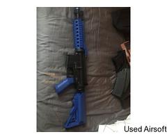 Nuprol Delta Pioneer Defender M4 Rifle(READ DESCRIPTION)
