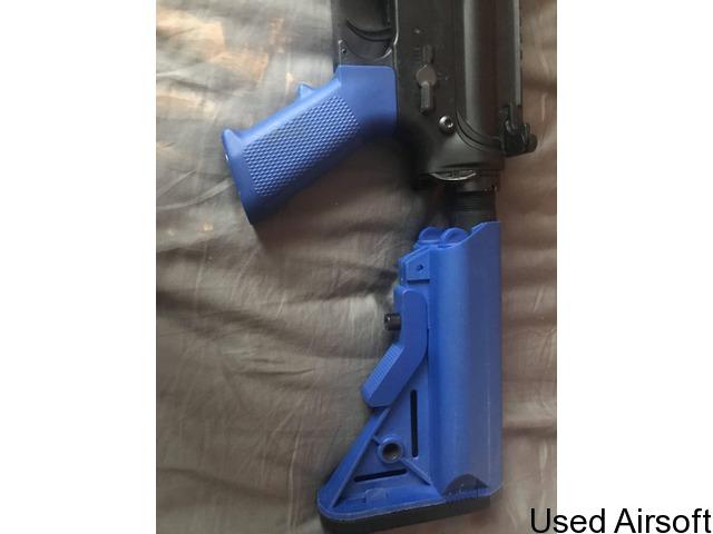Nuprol Delta Pioneer Defender M4 Rifle(READ DESCRIPTION) - 2