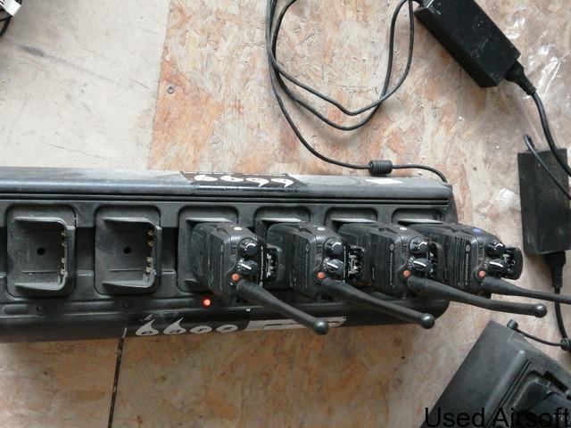 UHF Motorola dp3400 (X4) - 1