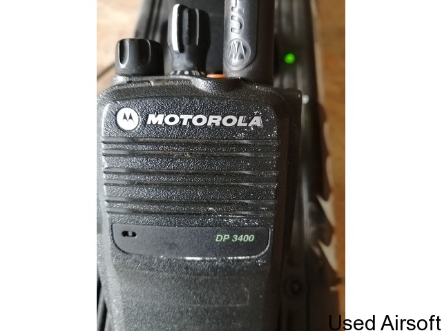 UHF Motorola dp3400 (X4) - 3