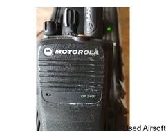 UHF Motorola dp3400 (X4) - Image 3