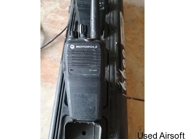 UHF Motorola dp3400 (X4) - 4