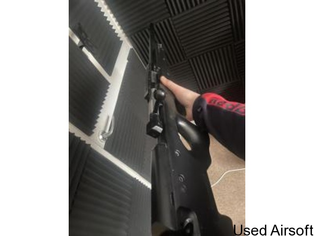 L96 AWP Sniper Rifle Tactical - Used - 2