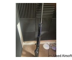 L96 AWP Sniper Rifle Tactical - Used - Image 3