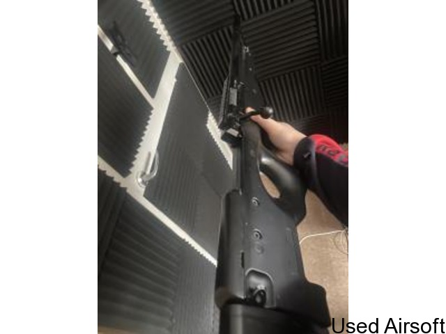 L96 AWP Sniper Rifle Tactical - Used - 4