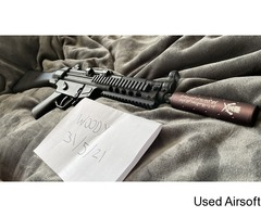 G&G TGM A2 ETU and Cyber Gun 1911 - Image 2