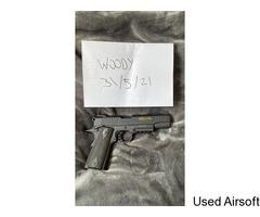 G&G TGM A2 ETU and Cyber Gun 1911 - Image 3
