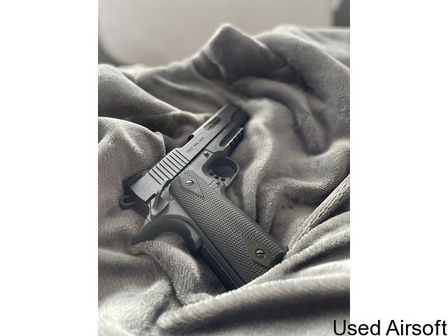 G&G TGM A2 ETU and Cyber Gun 1911 - 4