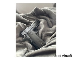 G&G TGM A2 ETU and Cyber Gun 1911 - Image 4