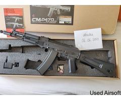 Brand New CYMA AK105