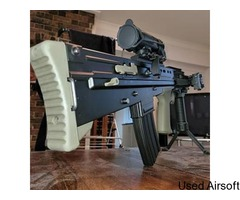 WE L85A2 / SA80 AS NEW UPGRADED - PRICE DROP - Image 3