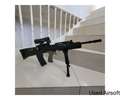 WE L85A2 / SA80 AS NEW UPGRADED - PRICE DROP - Image 4