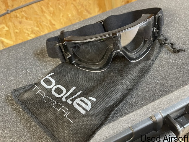 BOLLE X800 Ballistic Vented Tactical Safety Goggles (Airsoft) - 1