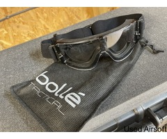 BOLLE X800 Ballistic Vented Tactical Safety Goggles (Airsoft)