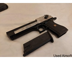 **REDUCED** HFC Desert Eagle (Missing front iron sight)