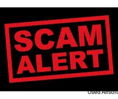 Scam alert - Image 1