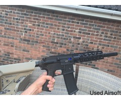 Upgraded Specna arms edge 2.0 (416 variant). 4 mags, batteries -and extras - Image 3