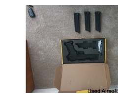 Army Armaments R604 Pistol