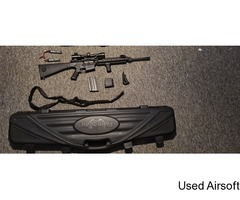 ARES SR25 M110K PLUS EXTRAS (CASH OR SWAP FOR SRS or HPA)