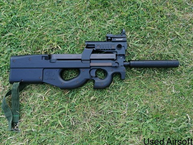 P90 TN gun - 2