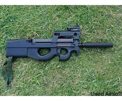 P90 TN gun - Image 2