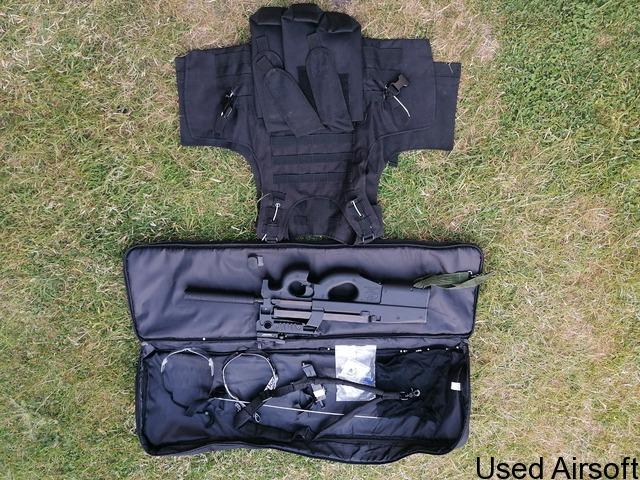 P90 TN gun - 3