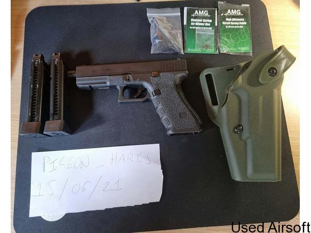 WE Glock 17 Gen 4 Custom - 1
