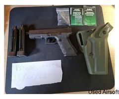 WE Glock 17 Gen 4 Custom