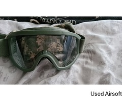 ESS Land Ops Goggles in green