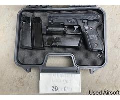 WE F229 (Sig Sauer P229).
