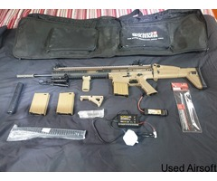 WE SCAR H Rifle SSR AEG
