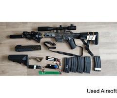 Airsoft Dynamics Custom m4