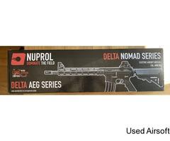 Nuprol Delta Nomad AEG Alpha Long Version