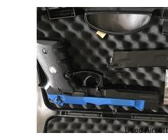 HG-193 METAL Gas Pistol