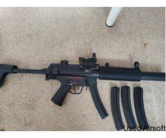 Upgraded MP5