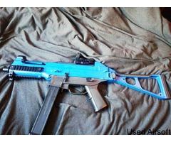UMP 45 SMG (electric AEG)