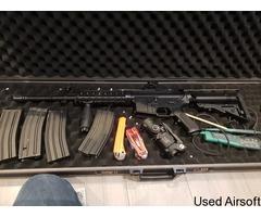 Tm m4 recoil sopmod