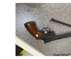 Gas Revolver