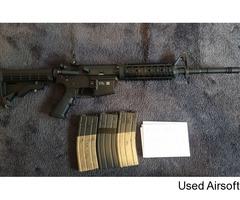 TM M4A1 MWS GBBR