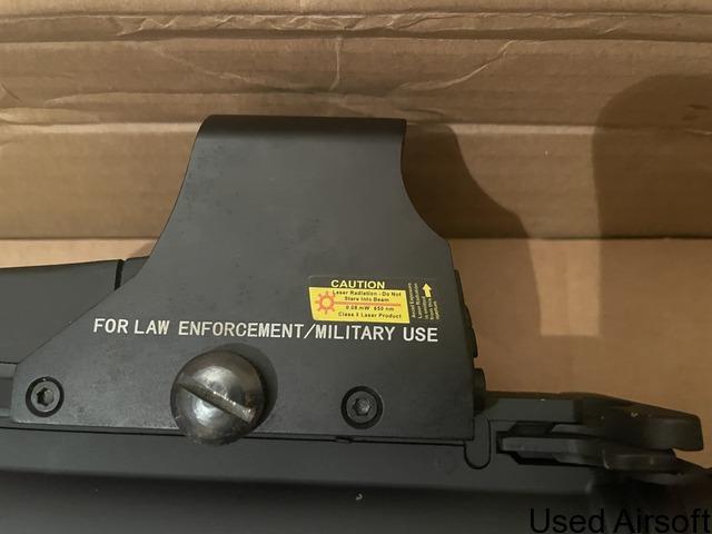 WE KATANA M4 AEG - 2