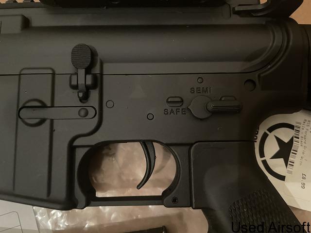 WE KATANA M4 AEG - 3