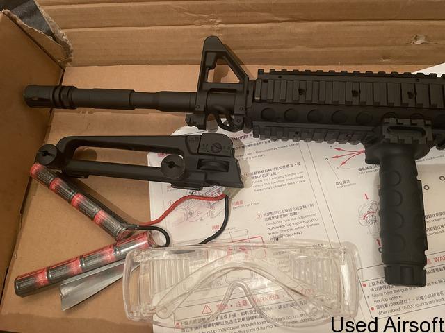 WE KATANA M4 AEG - 4
