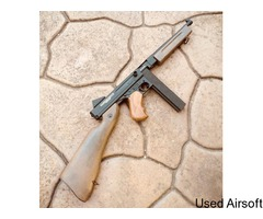 Cybergun Thompson M1A1 AEG Thompson branded