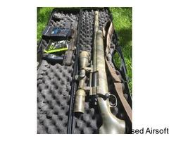Novritsch SSG24 Sniper Rifle