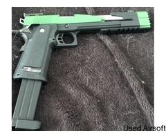 Hi Cappa pistol