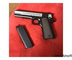 M1911 Army Armament Colt Pistol