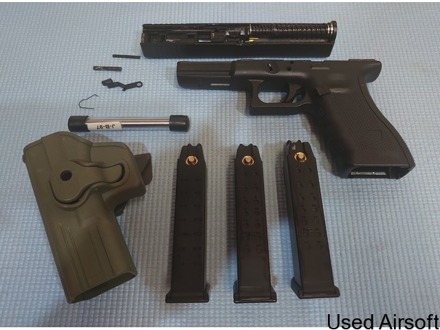 Army Armament Glock 17 package. - 1